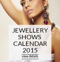 Jewellery Shows Calendar 2015