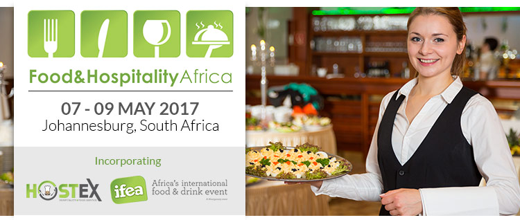 Food & Hospitality Africa 2017 | 07-09 May 2017 at Johannesburg, South Africa.