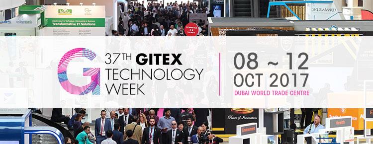 GITEX Technology Week 2017 | 8-12 October 2017 at Dubai International Convention and Exhibition Centre, Dubai, UAE