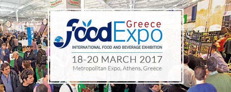 Greece Food Expo 2017