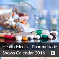 Health, Medical, Pharma Trade shows Calendar