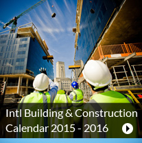 Intl Building & Construction Calendar 2015-2015