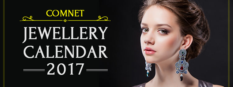 Int'l Jewellery Calendar of year 2017
