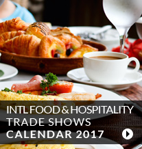 International Food & Hospitality Trade Shows 2017