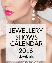 Jewellery Shows Calendar 2016